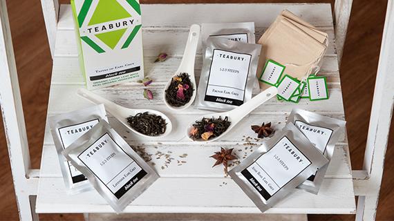 Teabury - Earl Grey Tea