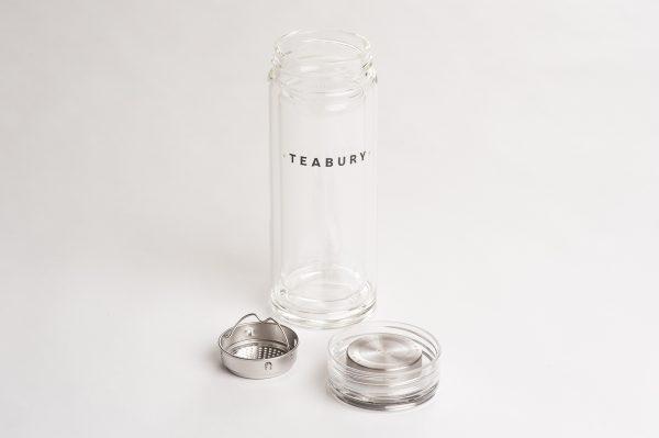 Loose Tea Infuser Bottle - Teabury
