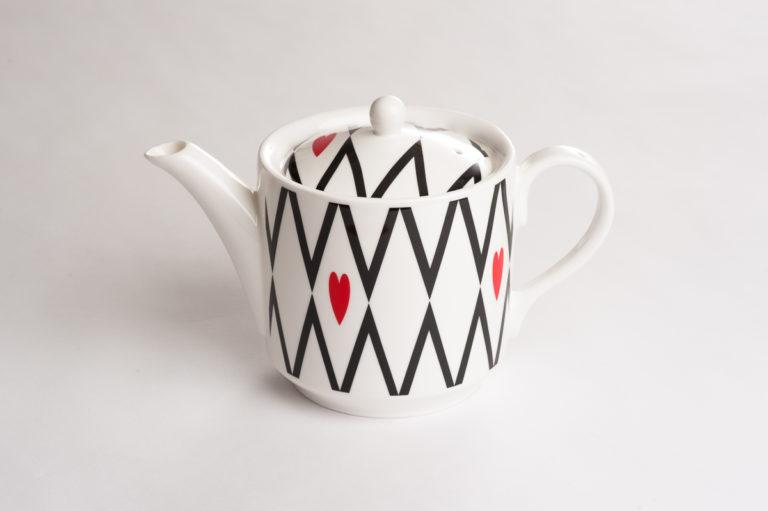 Designer Teapots - Teabury