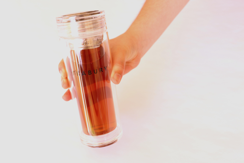 Teabury - Black Tea Flask