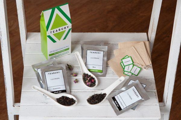 Loose Tea Online - Teabury