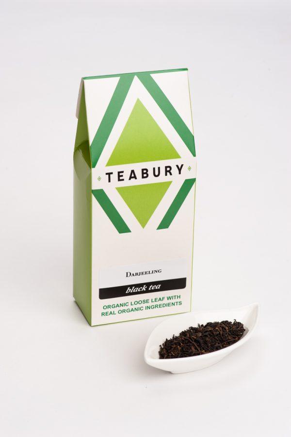 Loose Leaf Darjeeling Tea - Teabury