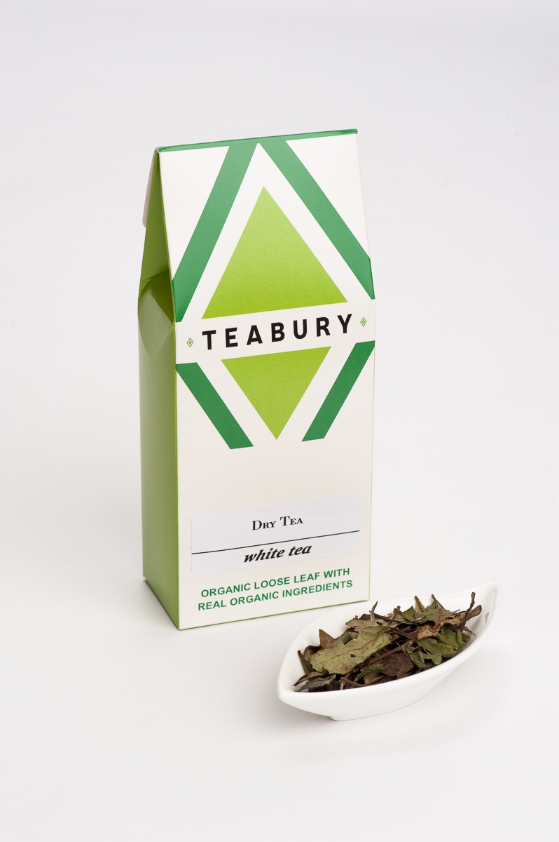 Loose White Tea - Teabury