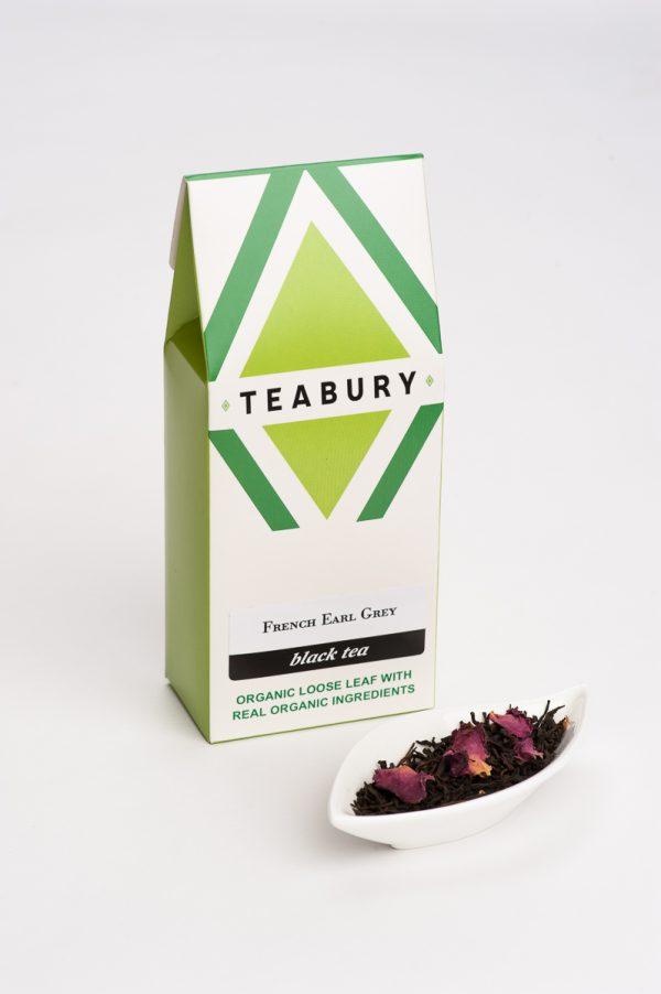 French Earl Grey Tea - Teabury