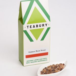 Buy German Rock Sugar Online - Teabury