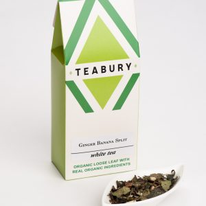 Loose Ginger Tea - Teabury