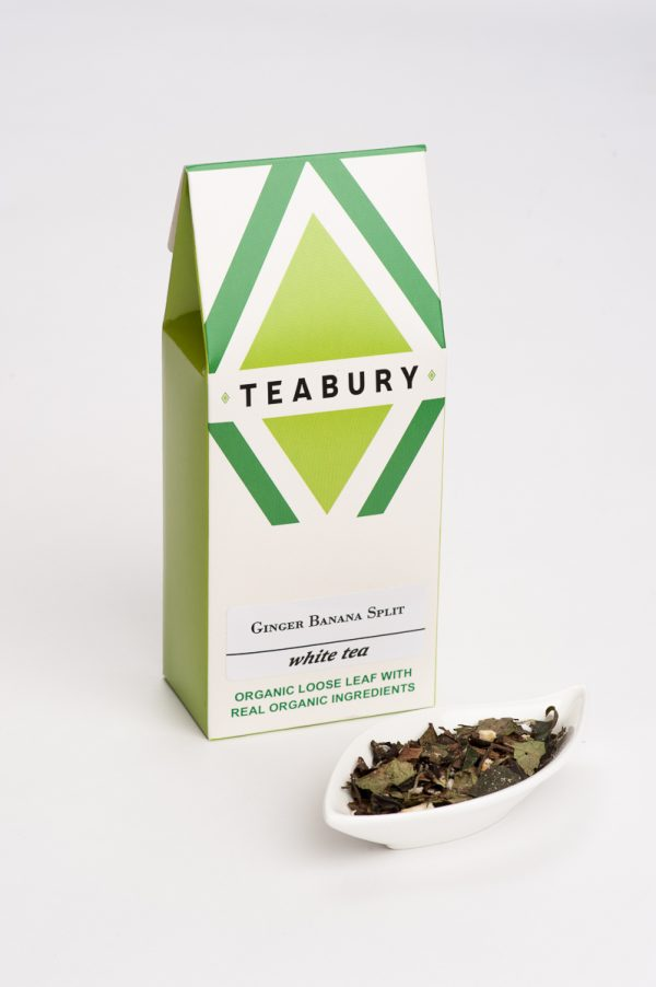 Loose Ginger Tea - Teabury