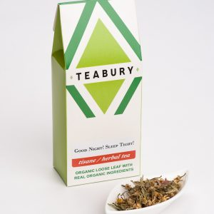 Herbal Teas and Tisanes for Sleeping - Teabury