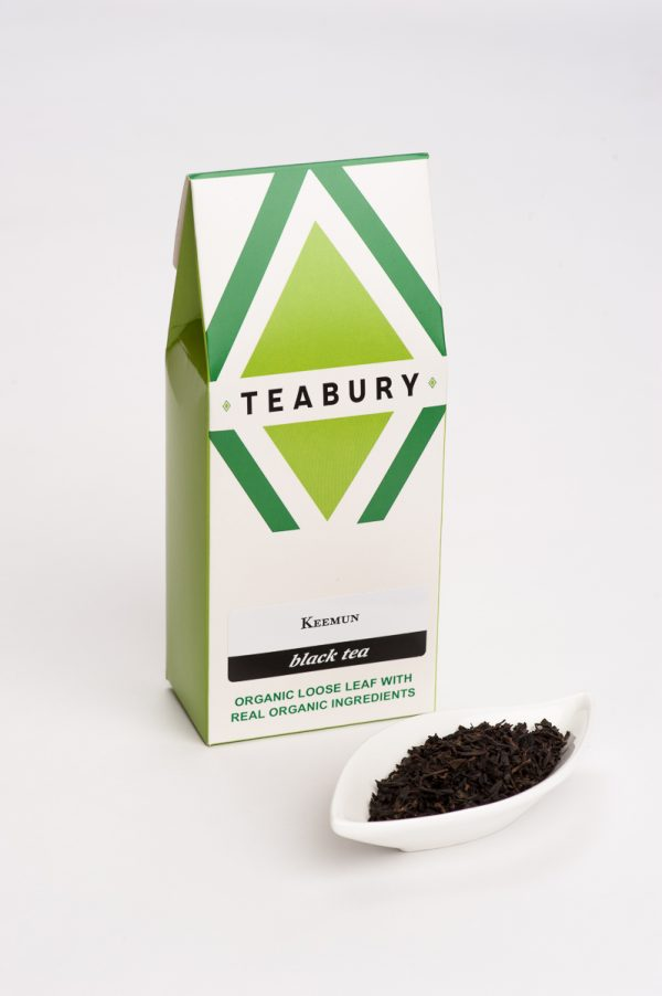 Loose Leaf Keemun Tea - Teabury