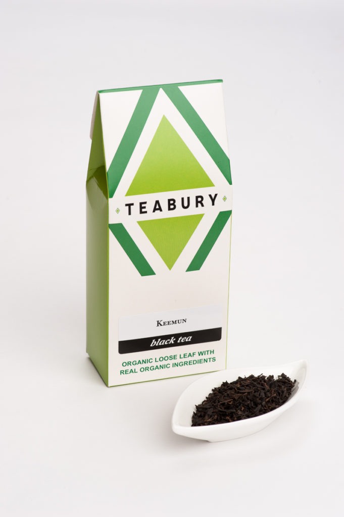 Loose Leaf Keemun Tea - Teabury