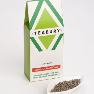 Loose Lavender Tea Tisane- Teabury