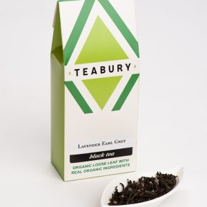 Lavender Earl Grey Tea - Teabury