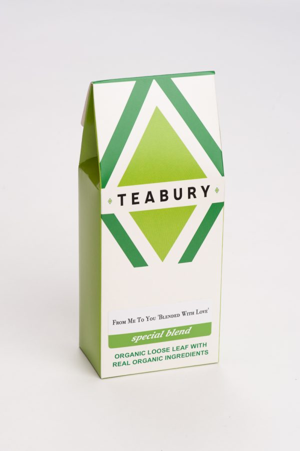 Blend Your Own Tea - Teabury
