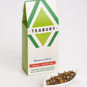 Tisane for Menopause - Teabury