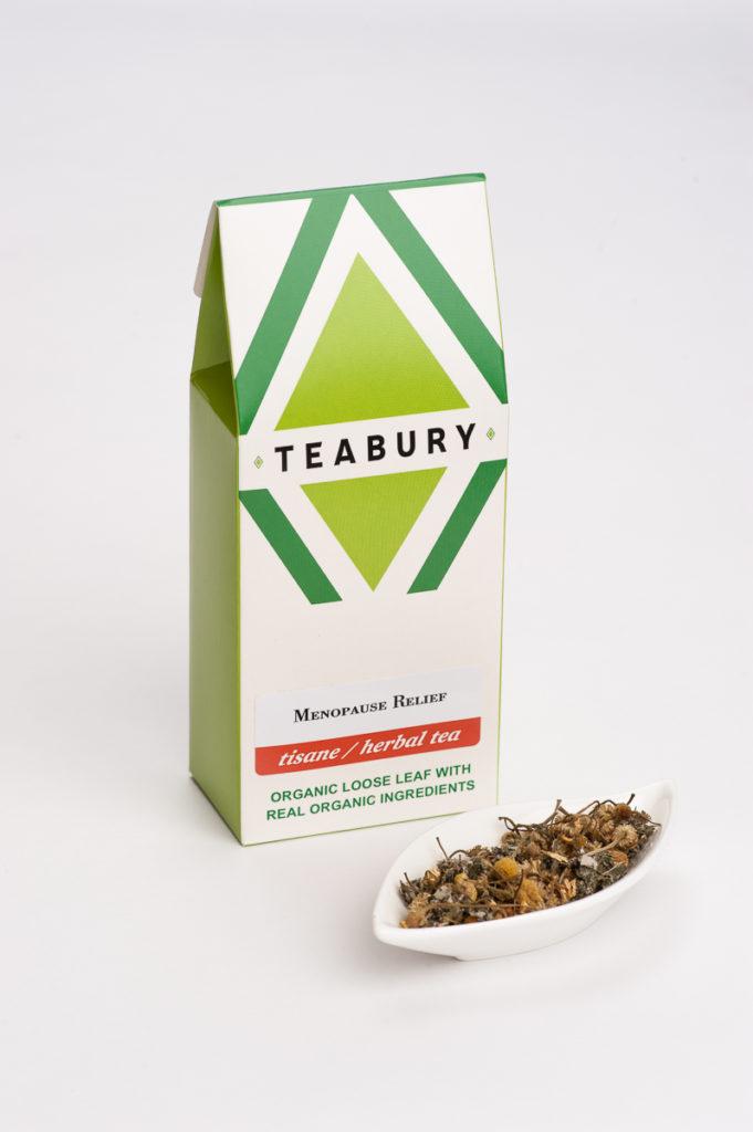 Tisane for Menopause - Teabury