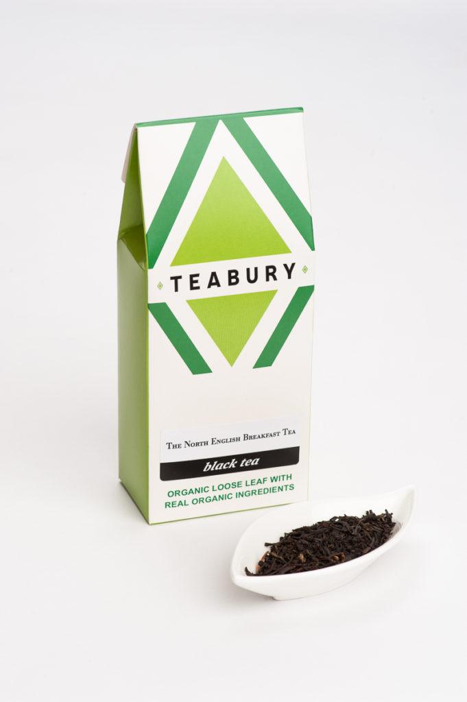 Loose Yorkshire English Breakfast Tea - Teabury