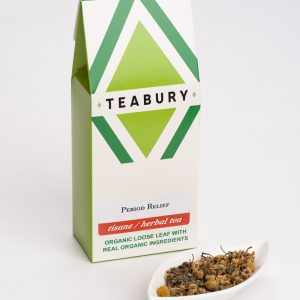 Herbal Tea for Period Relief - Teabury