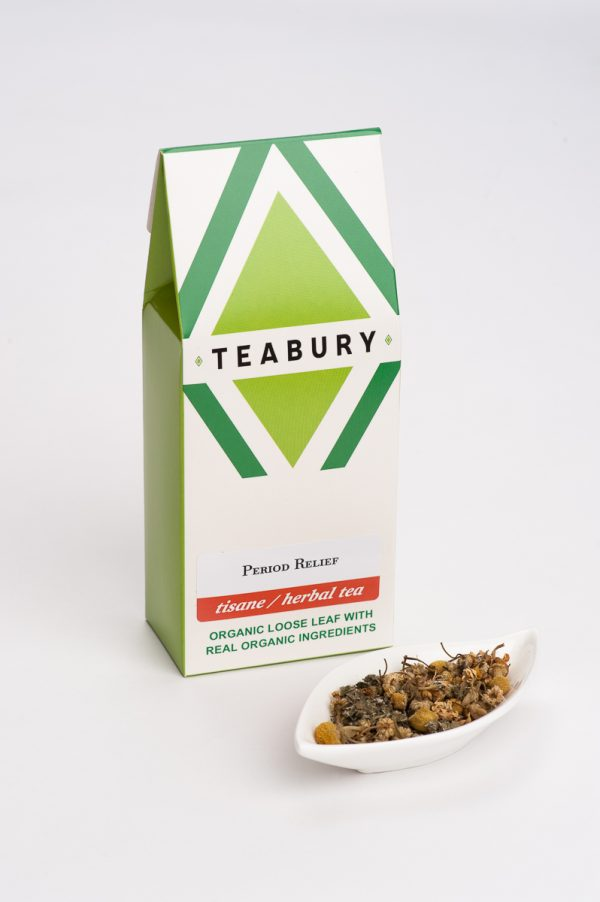 Herbal Tea for Period Relief - Teabury