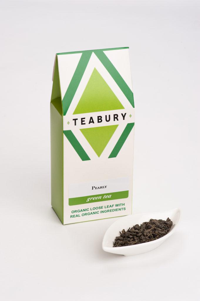 Pearly Green Tea - Teabury
