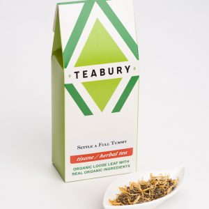 Herbal Tea for Indigestion - Teabury