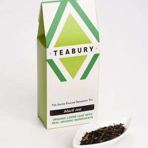 Loose English Breakfast Tea - Teabury