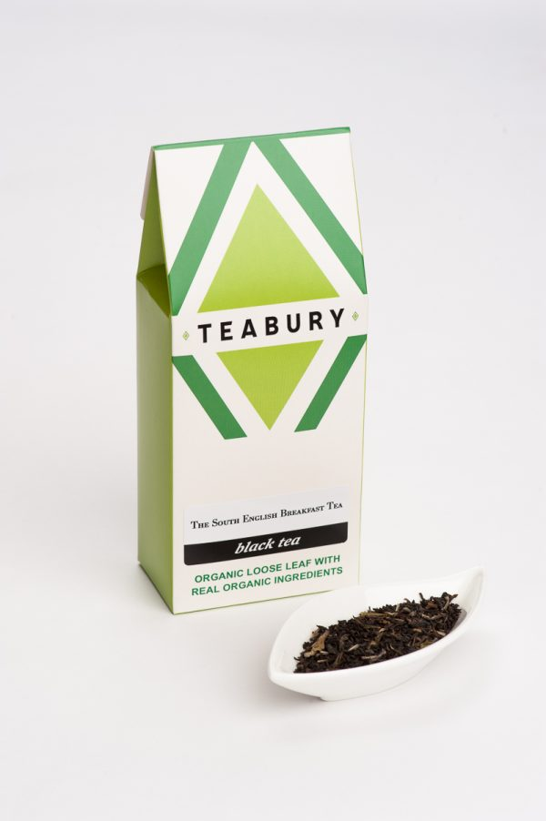 Loose English Breakfast Tea - Teabury