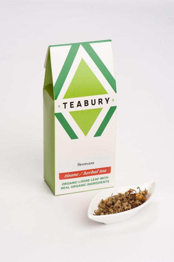 Herbal Tea for Spots & Acne - Teabury