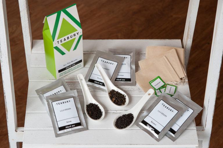 Loose Black Tea Selection - Teabury