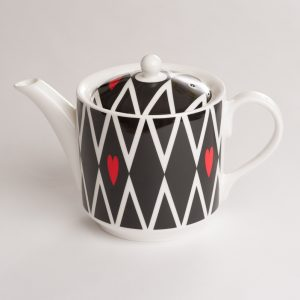 Teabury - Designer Tea Pot