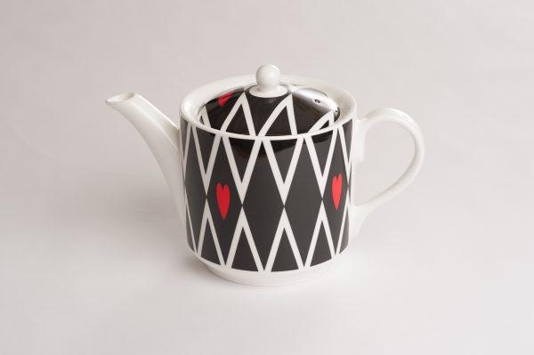 Teabury - Designer Tea Pot