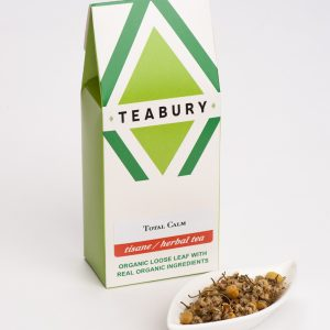 Herbal Tea for Stress - Teabury