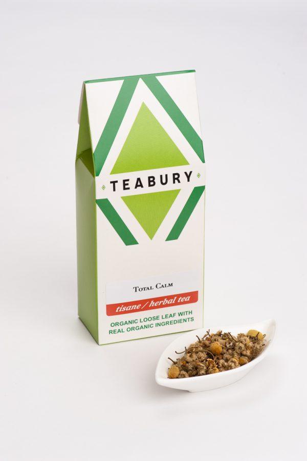 Herbal Tea for Stress - Teabury