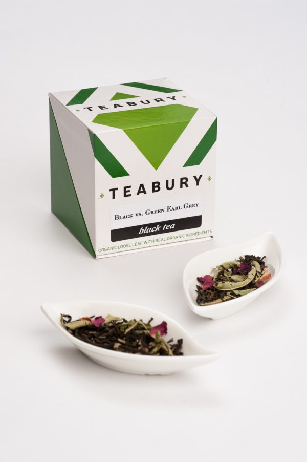 Black Earl Grey vs Green Earl Grey Tea - Teabury