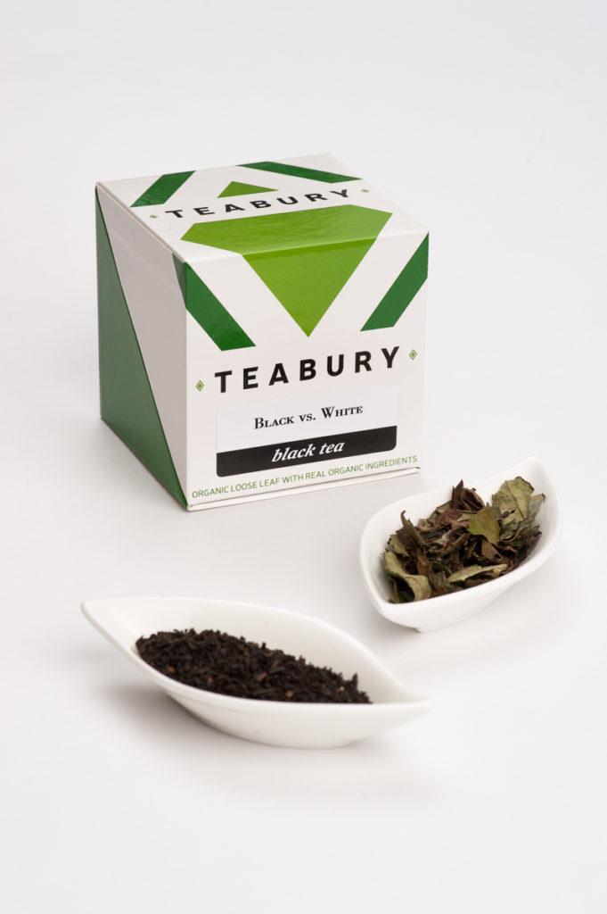 Black Tea vs White Tea - Teabury