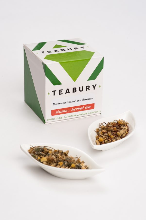 Herbal Tea for Menopause - Teabury