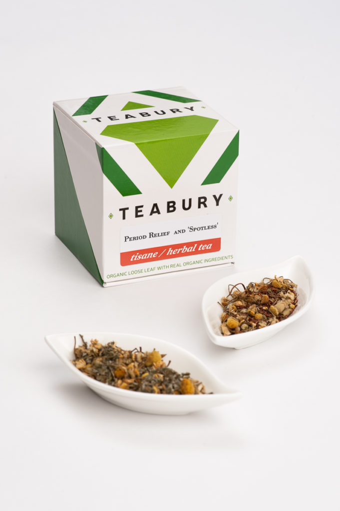 Herbal Tea for Period Pain - Teabury