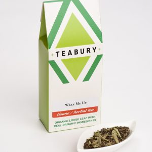 Loose Tea to help you wake up - Teabury
