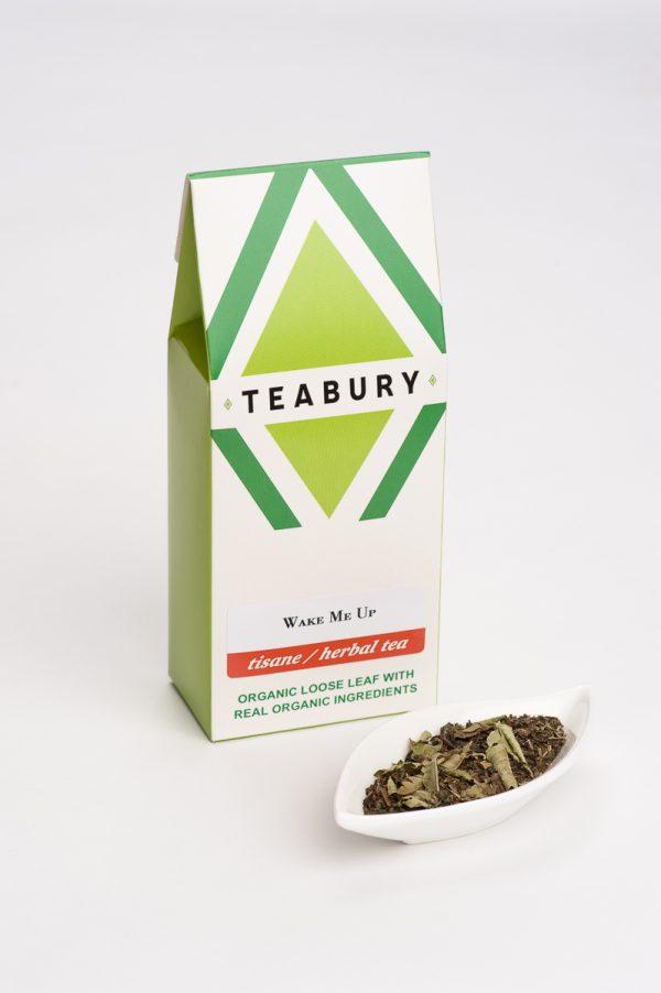 Loose Tea to help you wake up - Teabury