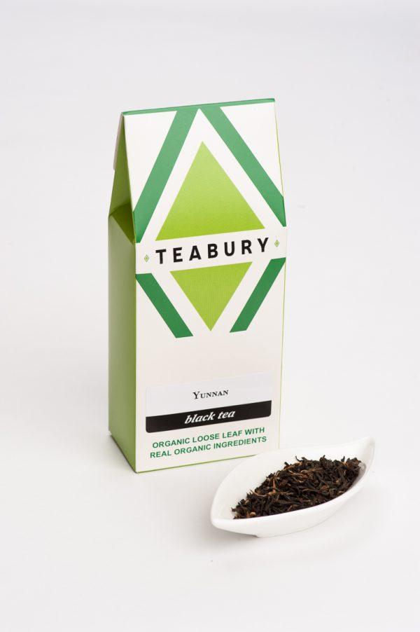 Loose Leaf Yunnan Tea - Teabury