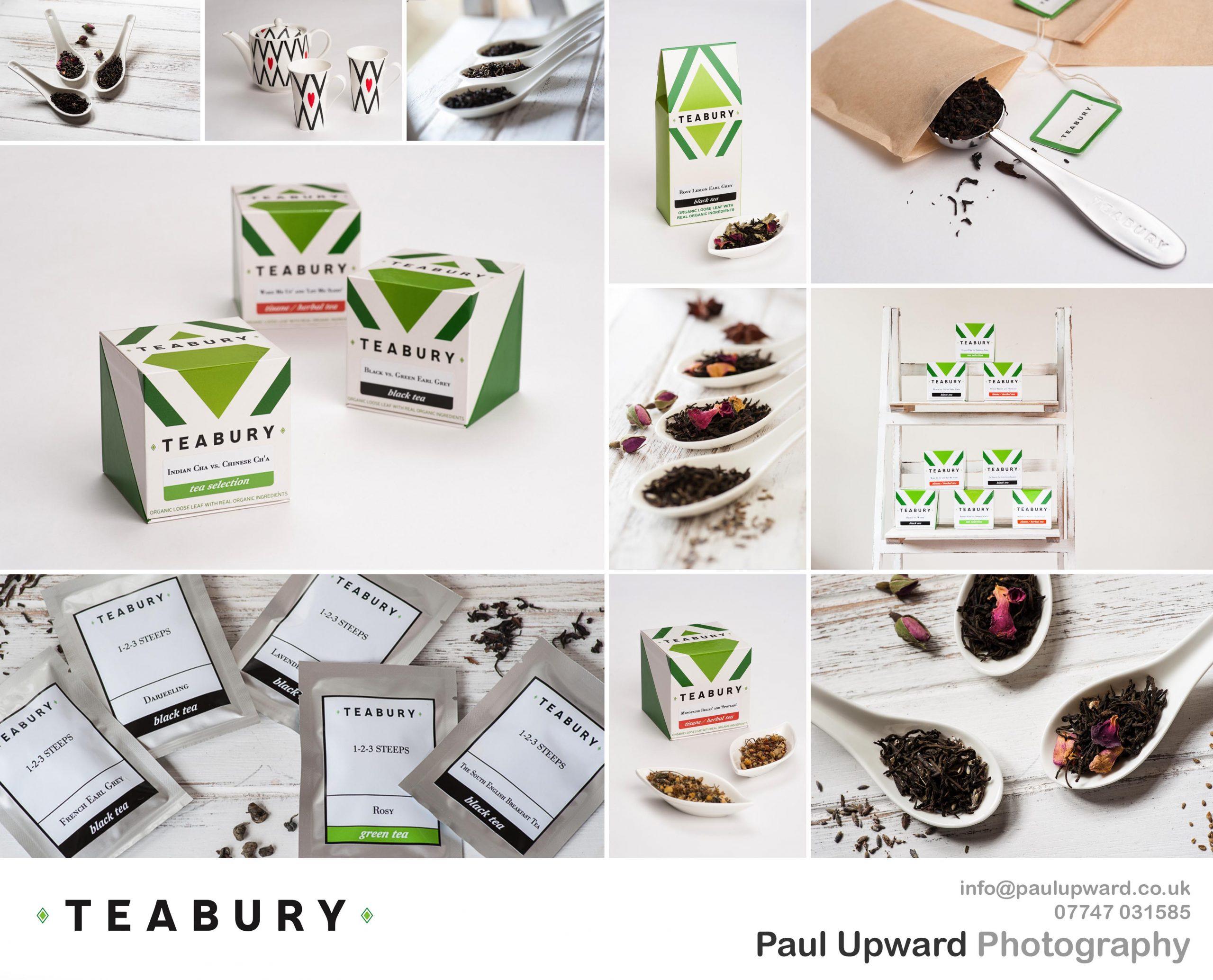 Teabury Teas and Accessories